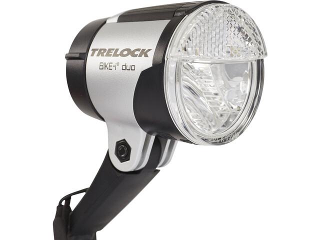 Trelock LS 865 duo Etuvalo musta